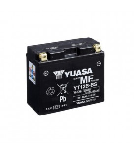 Batteri - YT12B-BS