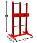 Capit tyre rack - Mammuth